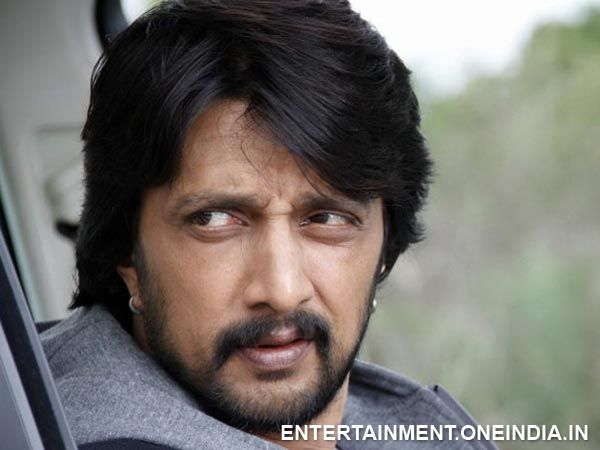 Sudeep Injures His Back While Filming Fight Sequence