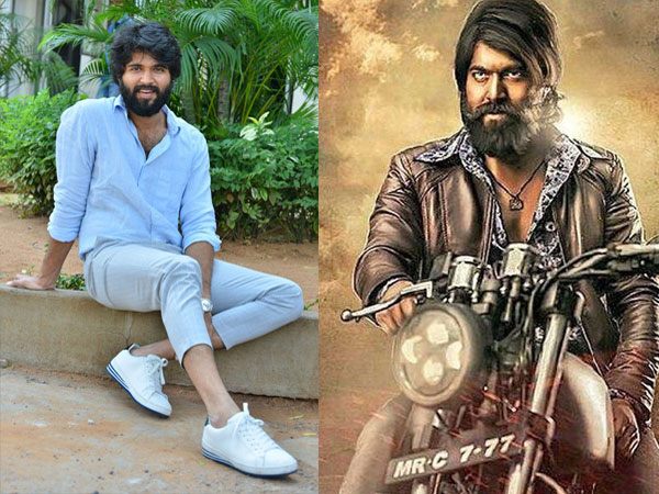 Vijay Deverakonda And Yash To Come Together; A Big Treat For Their Fans?