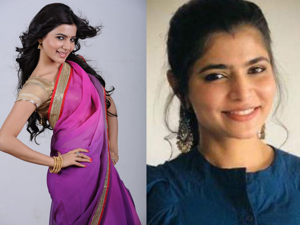 Why Samantha And Chinmayi?