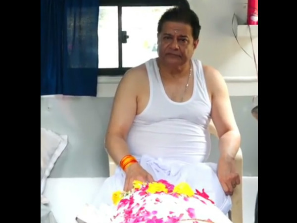 Anup Jalota's Mother Passes Away