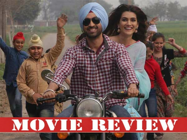Arjun Patiala Movie Review: Diljit-Kriti's Spoof Comedy Fails To Deliver Even Pint-sized Laughs!