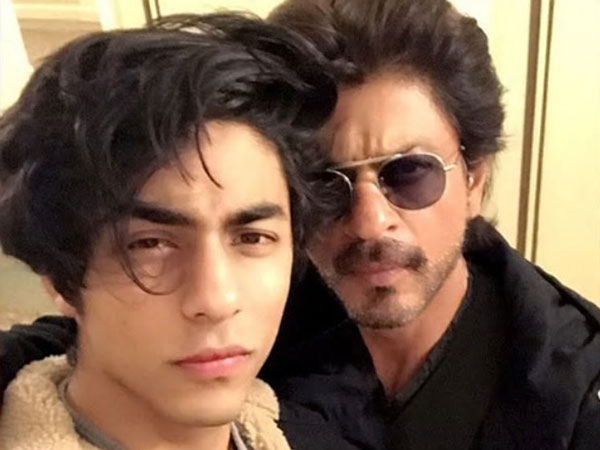 SRK On His Experience Of Dubbing With Aryan For 'The Lion King'