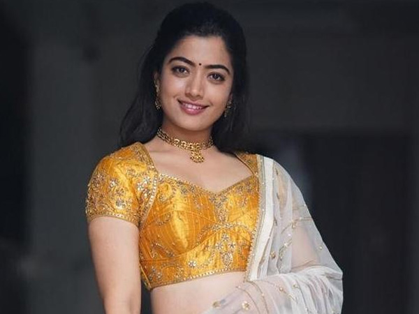 Rashmika Remains Mum