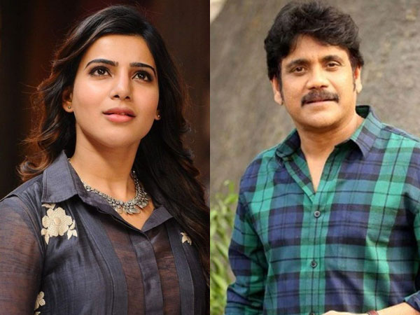 Samantha Akkineni Finds Herself In Embarrassing Situation Due To Nagarjuna?