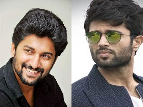 Nani A Bigger Hero Than Vijay Deverakonda? 'Rowdies' Are Shocked