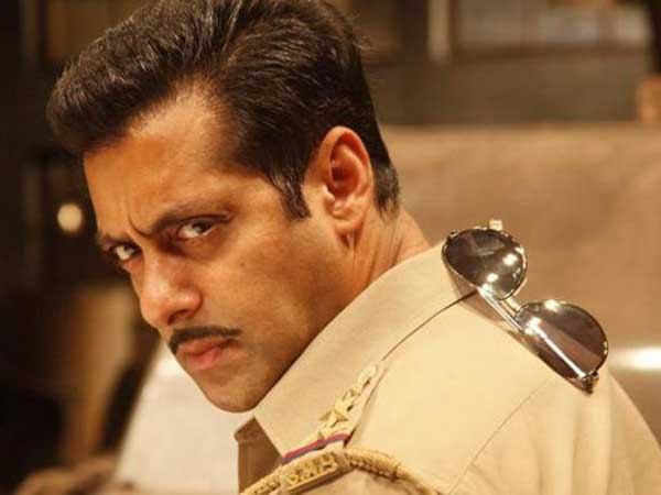 Interestingly, Salman Was Not The First Choice For 'Dabangg'