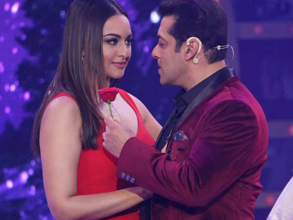 Sonakshi Was Working As An Audience Manager When Salman Spotted Her