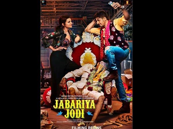 Parineeti Chopra: Not Giving Serious Lecture Through Jabariya Jodi
