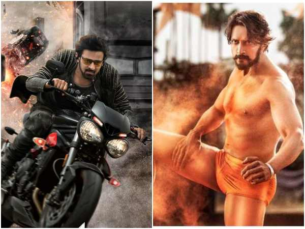 Pailwaan Faces Tough Competition In Tollywood; Sudeep's Release To Clash With Prabhas's Saaho!