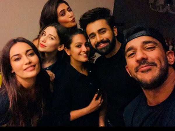Naagin 3 Actors Have A Blast At Pearl's B'day Party