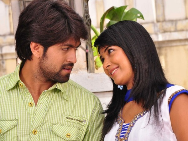 Radhika Doesn't Like When Yash Interferes In Her Acting