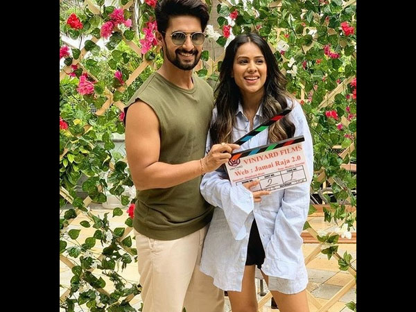 Jamai Raja 2.0: Ravi Dubey & Nia Sharma Begin Shooting; Actors Share Pictures!