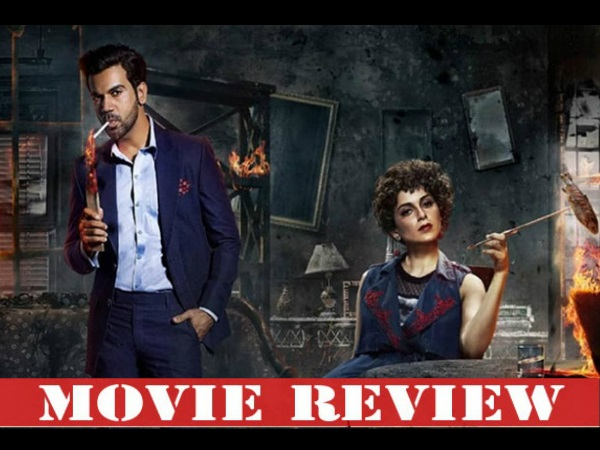Judgementall Hai Kya Movie Review: This Kangana-Rajkummar Film Has Its Share Of Hits & Misses!