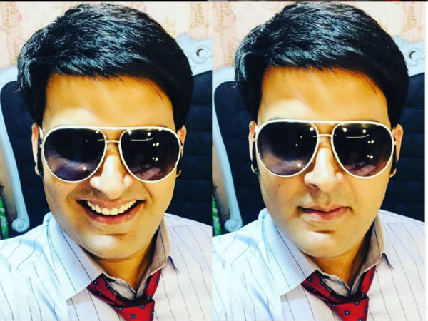 Kapil's Clean Shaven Look