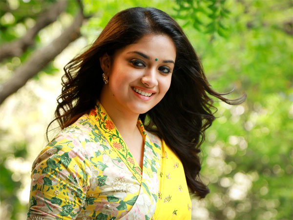 Veteran Actress Offends Keerthy Suresh Fans, Says She Slept Off While Watching Her Movie