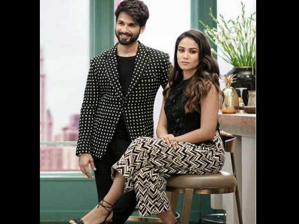It Was Mira Who Encouraged Shahid To Take Up Kabir Singh