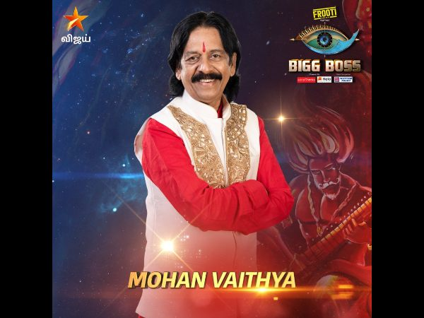 Bigg Boss Tamil 3: Mohan Vaidya To Be Eliminated From Kamal Haasan's Show Tomorrow?