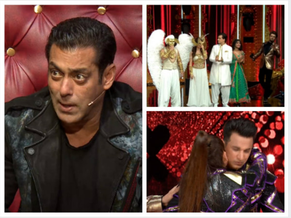 Nach Baliye 9 Grand Premiere: LIVE Updates – Salman Introduces Maniesh As The Host; Unmasks 5 Jodis!