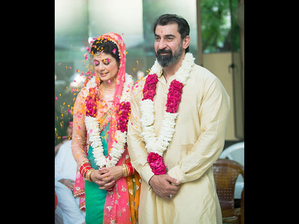 These Unseen Pictures From Pooja Batra-Nawab Shah's Wedding Look Every Bit DREAMY!