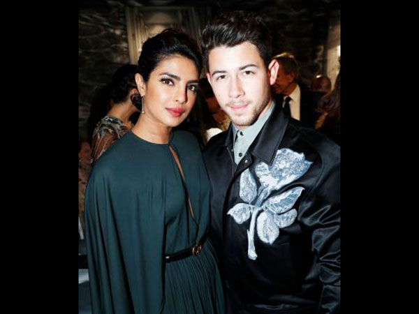 Nick Makes Priyanka Happy