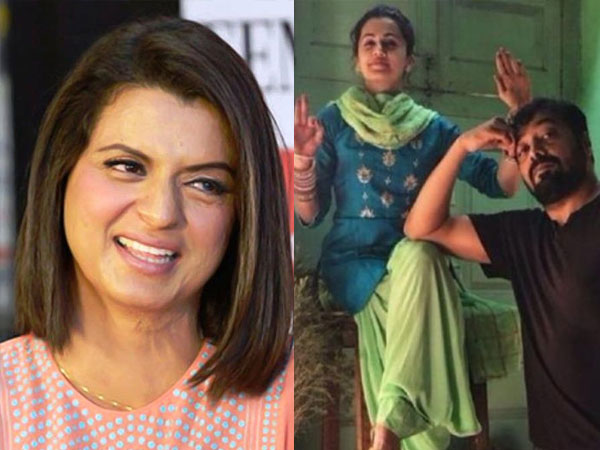 Rangoli Chandel Insults Taapsee Pannu With This Tweet