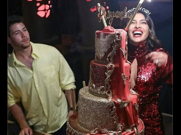 These Inside Photos From Priyanka Chopra's 37th Birthday Celebrations Are Just Not To Be Missed!