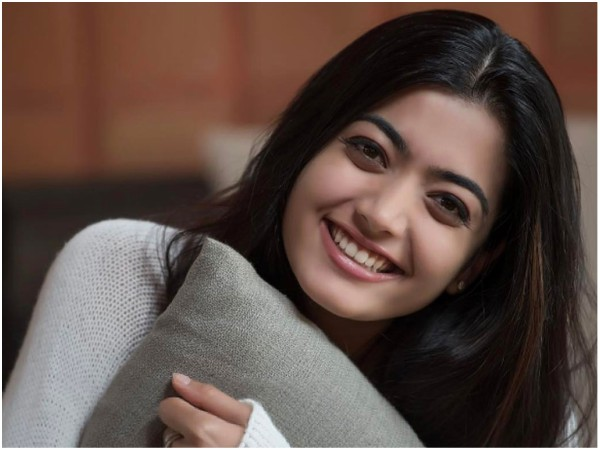 Rashmika Mandanna Is Not Worried About Rumours Regarding Her Personal Life And Here's Why
