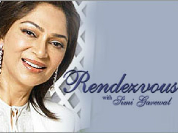 Rendezvous with Simi Garewal To Return With New Season!