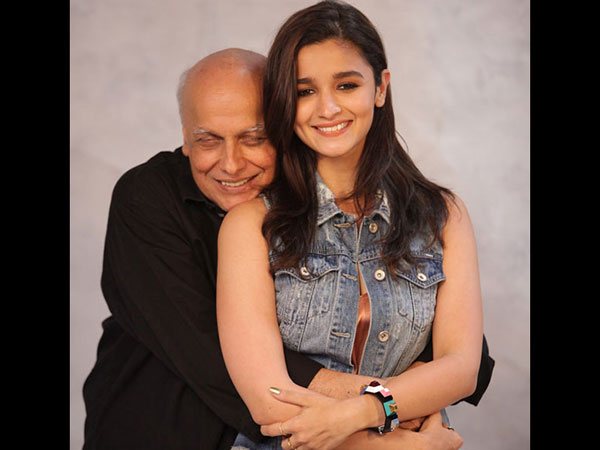 Alia On Being Directed By Her Father Mahesh Bhatt