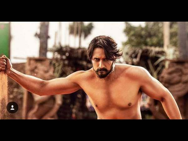 Sudeep Realised He Was Unfit Upon Seeing Pailwaan Co-actors Pics! 'I Knew I Had To Work On My Body'