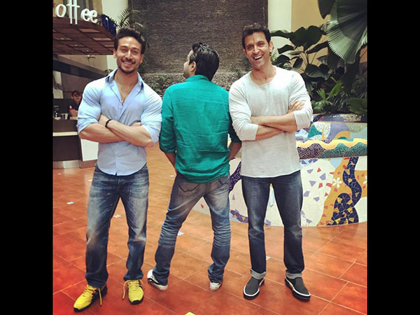FIND OUT! What's The TITLE Of Hrithik Roshan & Tiger Shroff Starrer?