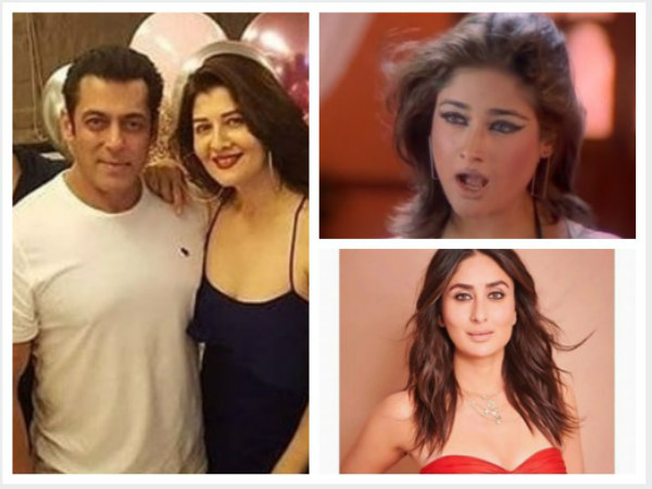 TV Snippets: Salman To Judge Nach Baliye With Ex-Sangeeta; Raveena's Cousin Kiran Rathod In BB 13!