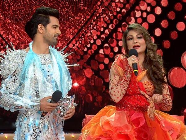 Urvashi Dholakia & Anuj Sachdev