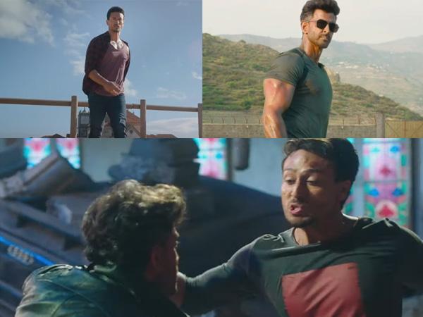 War Teaser: It's Hrithik Roshan vs Tiger Shroff In This Slick Action Film!