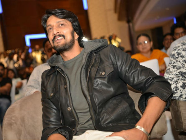 Sudeep Refused To Get Paid For Pailwaan