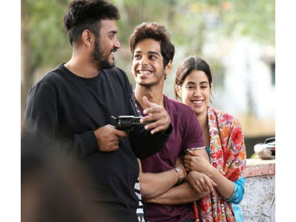 One Year Of Dhadak: Janhvi Kapoor, Ishaan Khatter Celebrate With BTS Throwback Pictures!