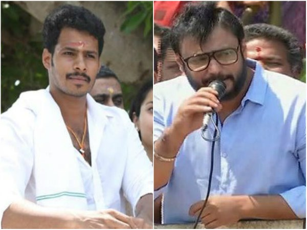 Nikhil Kumar Talks About Darshan For The First Time Since Mandya Elections; Makes Unbelievable State