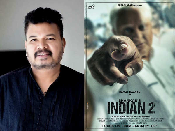 Indian 2 Accident: Director Shankar Offers Financial Help