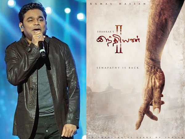 Indian 2 To Begin Soon; Did AR Rahman Step In To Resolve The Issues Between Shankar & Producer?