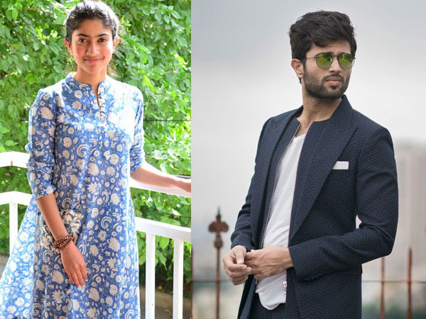 Sai Pallavi REJECTED The Offer To Work With Vijay Deverakonda For This Reason?