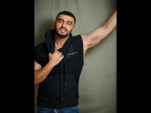 Arjun Kapoor Gets INKED For The Second Time; This Is What His New Tattoo Means!