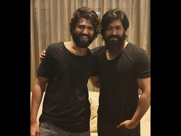 Vijay Devarakonda Liked Yash Even Without Meeting In Person! Here's What Attracted Dear Comrade Star