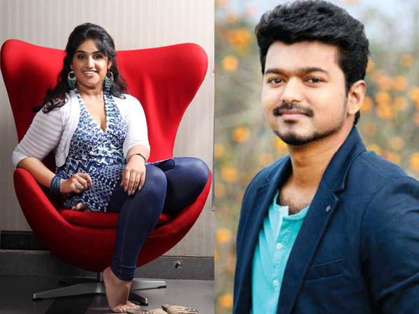 WHAT! Vijay Let Bigg Boss Tamil 3 Contestant Vanitha Vijayakumar Change In His Car Once?