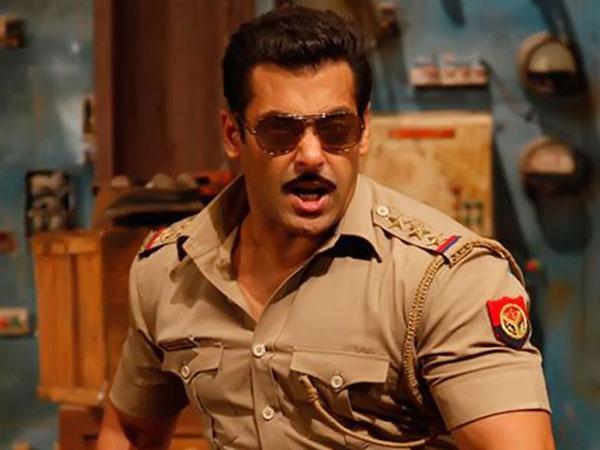 Salman Khan To Launch & Romance Mahesh Manjrekar's Daughter In Dabangg 3