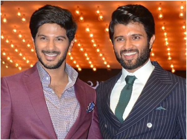Dulquer Salmaan Comes Forward For Vijay Deverakonda; Launches Dear Comrade Trailer!