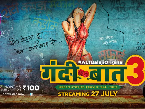 Gandii Baat 3 Trailer Out! This Season Is HOTTER & SPICIER; Fans Eager To Watch!