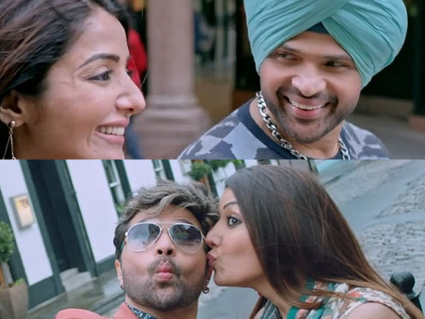 Happy Hardy And Heer Teaser: Himesh Reshammiya Is Back In A Double Role & We're Speechless!