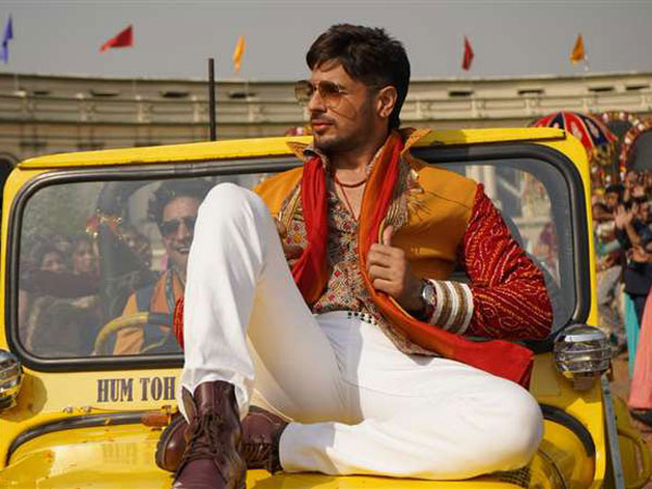 Jabariya Jodi: Sidharth Malhotra Reveals How He Prepped For His Role Of Abhay Singh!