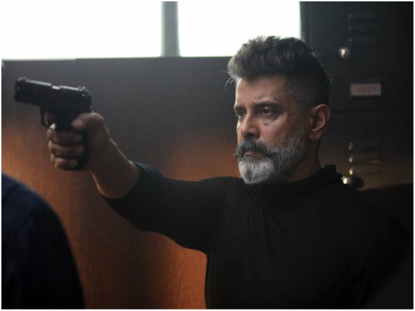 Kadaram Kondan Movie Review: Chiyaan Vikram Is The Real Conqueror Of This Action Entertainer!