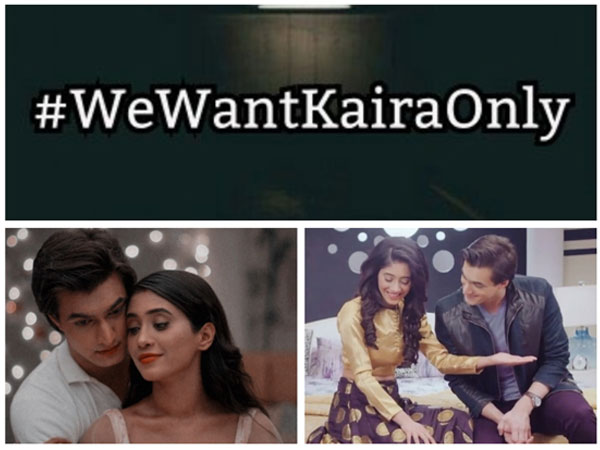 Yeh Rishta Kya Kehlata Hai: Fans Upset With Current Track; #WeWantKairaOnly Trends On Twitter!